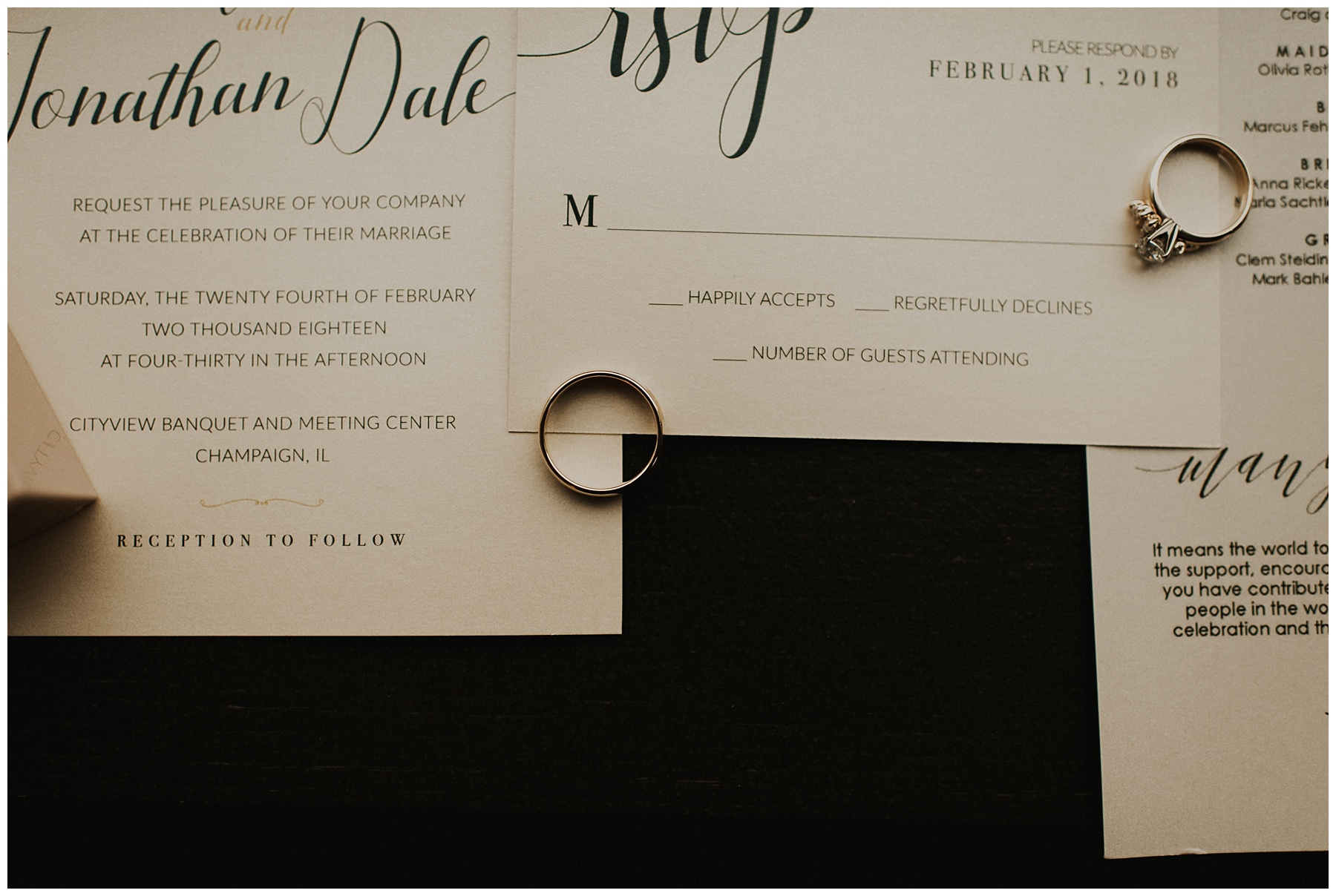 25b7bf20d2 Johnny + Eliza // Classic Winter Wedding - Lauren F.otography