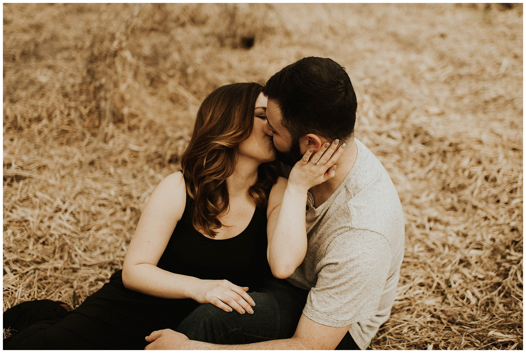 Charlie + Tiffany    Engagements in the woods – Lauren F.otography 0be5d486fca0