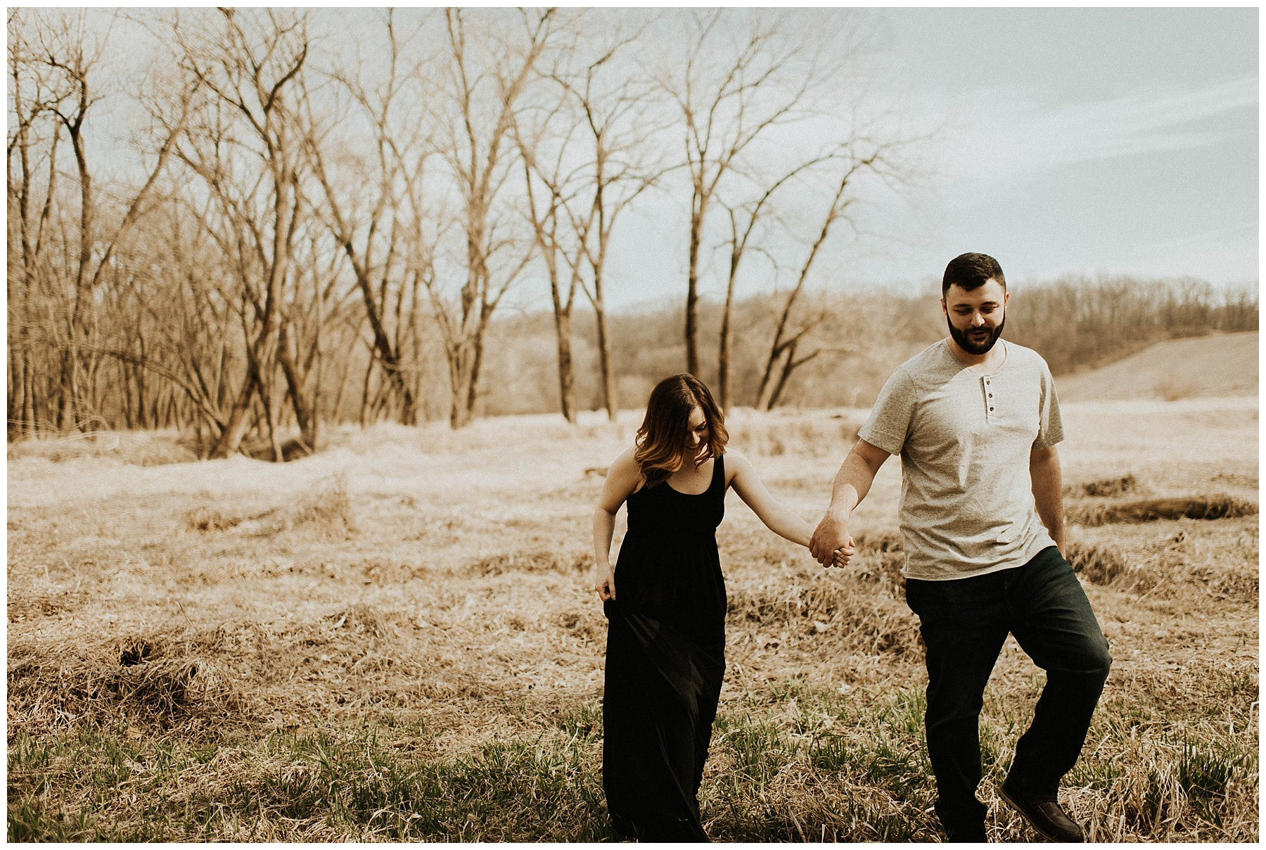 Charlie + Tiffany    Engagements in the woods – Lauren F.otography 38ce843bc7ca0